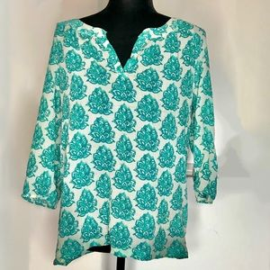 🌼3/$20🌸 Boho Tunic in Mint and Teal